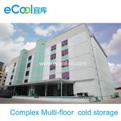 Ecool S Main Products Includes Multi Function Complex Multi