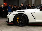 2020 Nissan GT-R Nismo debuts a little sharper in New York – 1drawing