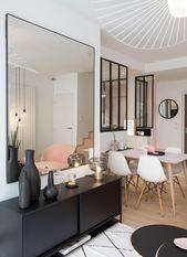 Duplex à la Croix Rousse – MARION LANOE, Architecte d'intérieur et décora…