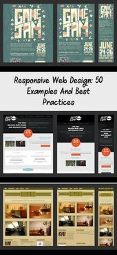 Responsive Web Design 50 Examples And Best Practices Webdesigntendance Webdesign90s Webdesignpaginas Webdesignfo In 2020 Web Design Food Web Design Responsive Web