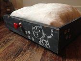Katze: Schlafplätze – einzigartig! Katzenbett Schublade Shabby Vintage – ein De… – Katzen Tips und Häuschen