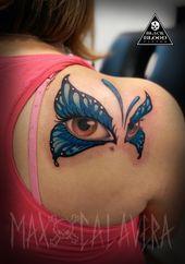 Pin On Mis Tatuajes Max Calavera