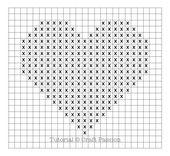 Ein Herz stricken – Freie Strickmuster   – Valentines
