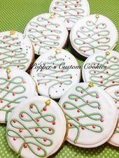 Resultado de imagen para galletas de navidad royal glaseado vanocni cukrovi   – Weihnachts deko