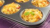 Muffins aux nouilles pour enfants   – Kochrezepte