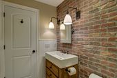 65 Basement Bathroom Ideas 2019 (That You Will Love)