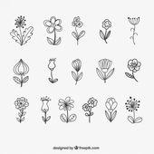 Flüchtige Blumen