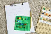 Geheimcodes! Schreiben Sie codierte Nachrichten mit LEGO Bricks – ein sparsamer Spaß für Jungen und Mädchen   – Lego
