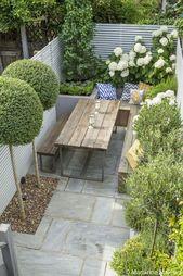 Fulham Slim Subtle Garden Design London Die besten Ideen für