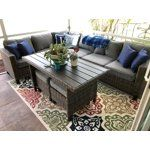 Walmart Better Homes And Gardens Patio Furniture Sectional