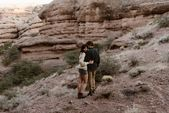 Desert engagement photos | Engagement photos in New Mexico | New Mexico engageme…   – outfit inspiration | couples & families