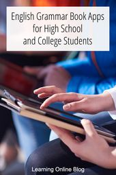 English Grammar E-book Apps for Excessive College and Faculty College students
