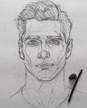 "OliverSin on Instagram: ""@rosshindmarch #portrait #art #artofvisuals #artoftheday #igers #linedrawing #lineart #charcoal #arts #artofinstagram #igartist #artfido…"""