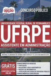Apostila Preparatoria Concurso Universidade Federal Rural De