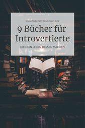 9 Bücher, die dein introvertiertes Leben besser m…