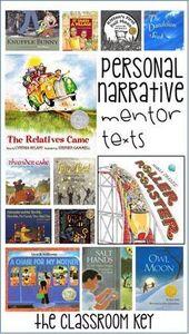 Écriture narrative personnelle   – Writing