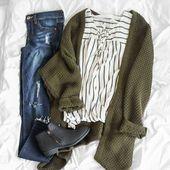 casual womens fashion 6275 #casualwomensfashion – #20s #Casual #casualwomensfash…