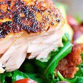 13. BBQ Salmon – TOP 16 DASH Diet Recipes