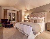 17 außergewöhnliche Schlafzimmer-Designs mit beige Wände