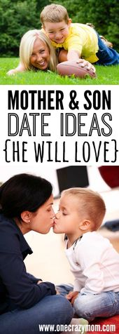 Mon and Son Date Night Ideas – 8 Ideas for mother son bonding activities! – Follow Our Thrift