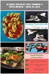 banana Obst 30 kreative Ideen für die Kinderparty – Tipps von Japa   – day-care