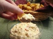 Yes, another dip recipe.   As I stated last week, I love finger foods & dips wou…