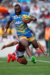 Semi Radradra Photos Photos 2016 Auckland Nines Rugby League Rugby Men Rugby