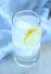 Keto Ginger Lemon Detox Drink – SCKC   – I Breathe I'm Hungry