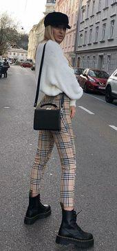 Wenn Sie die Trendlinie von modernex nutzen, ist der Tipp, auf die Hose zu setzen …   – Family Street Style