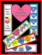 Valentines for Your Loveable Readers! - Classroom Freebies
