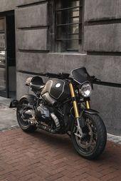 Townley BMW R Nine T Custom Motorrad – Der MANN – #BMW #Custom # von #MAN #MOTORRA …   – Motorcycle