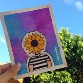 Hoy toca tumblrdel #7days_of_drawings en colaboración con Dafne Rangel.nataly_ …