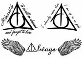 44 Super ideas for tattoo ideas small deathly hallows