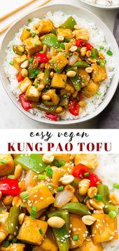 EASY Kung Pao Tofu – 30 Minuten Mahlzeit, besser als …