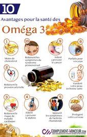 Oméga 3 : les bienfaits sur la santé et la beauté des femmes