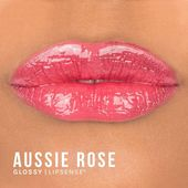 Aussie rose    * have to be topped with LipSense gloss