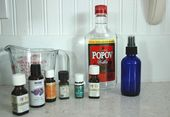 Heute habe ich aus einer großen Auswahl an Ölen einen Spritzer für Heimdüfte gemacht. Es ist…   – right-sided brain.