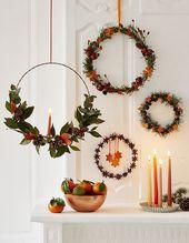 Einige billige Ideen für Weihnachtsbaumprojekte