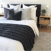 8 Monochrome Bedroom Ideas for Upgrading Your Personal Haven   – Master Bedroom Ideas
