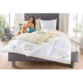 Obb Daunen-Bettdecke »Emilia«, 135×200 cm, warm, Hausstauballergiker, hochwertig Obbobb