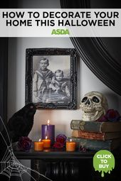 How to decorate your home this Halloween