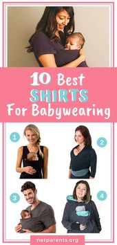 Baby Carrier 5 Best Babywearing Shirts Reviews of 2019