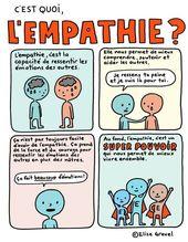 L'affiche qui a conquis Fb rappelle que l'empathie est un tremendous pouvoir
