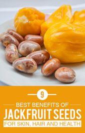 9 Wonderful Benefits Of Jackfruit Seeds + A Killer Recipe 1