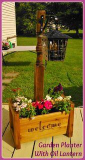 24 Lovely Front Porch Welcome Post Ideen, die Ihre Gäste willkommen heißen – Deko-Ideen   – Besten