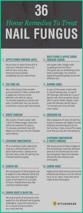 #NagelpilzHausmittel-#NagelpilzHausmittel-Home #Remedien zur Behandlung von Nage…
