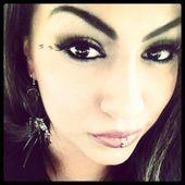 Facial Piercings I Like The Ones Near Her Eyes Zukunftige