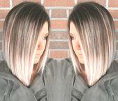 schöne Bob-Frisuren für Frauen –  #BobFrisuren #frauen #frisuren #für #schone