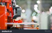 Automatic Three Dimensional 3d Printer Machine Stock Photo (Edit Now) 1528401695