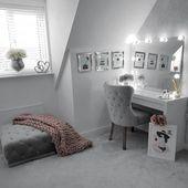 MALM Frisierkommode Weiß IKEA   – weiße schlafzimmer ideen